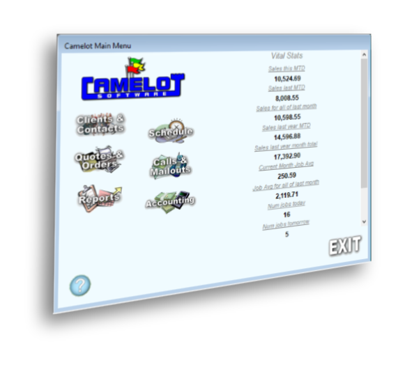 Home - Camelot Software